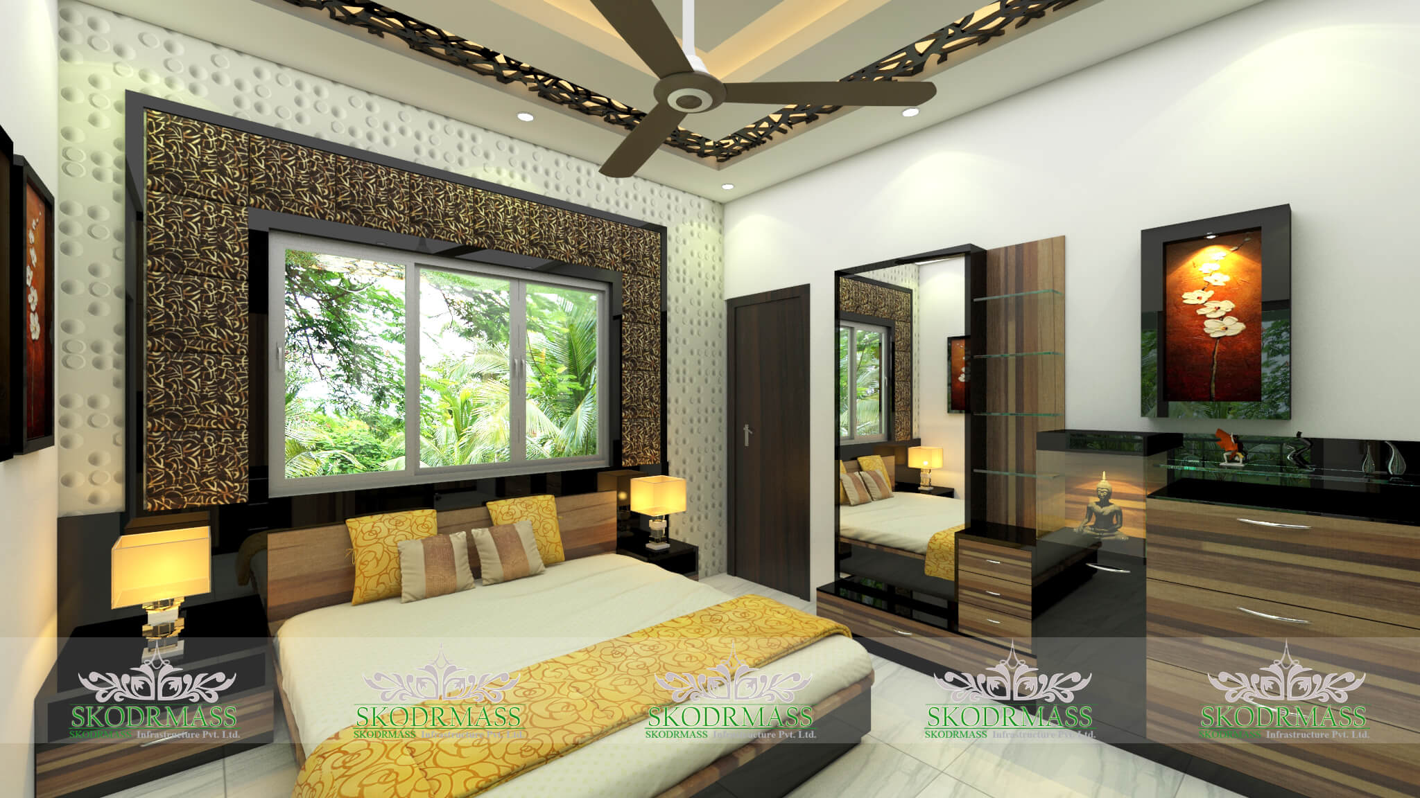 interior decoration. Interior Decoration. Cool Bedroom Decoration . R